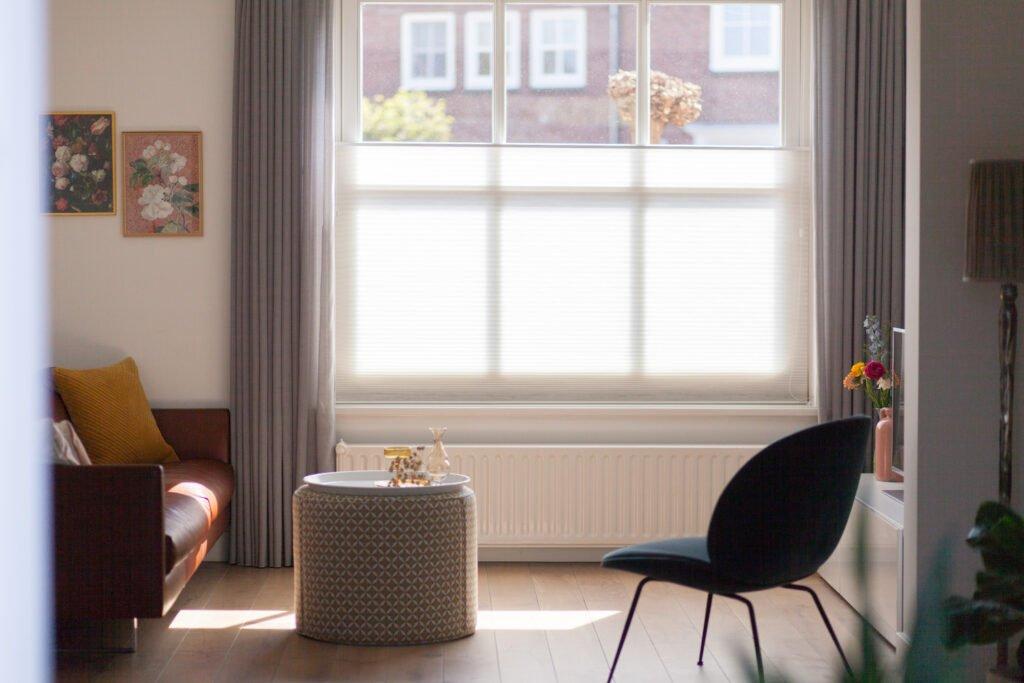 Portfolio - Interieuradvies woonhuis Drunen - foto- zithoek